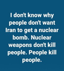 NuclearWeaponsDontKill